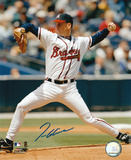 Tom Glavine Atlanta Braves - Action Autographed Photo (Hand Signed Collectable) Photo