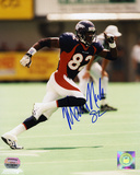 Marcus Nash Denver Broncos Autographed Photo (Hand Signed Collectable) Photo