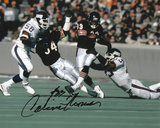 Calvin Thomas Chicago Bears Photo