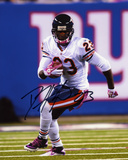 Devin Hester Chicago Bears Autographed Photo (Hand Signed Collectable) Photo