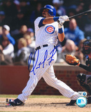 Geovany Soto Chicago Cubs Autographed Photo (Hand Signed Collectable) Photo