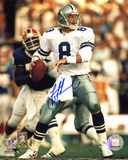 Troy Aikman Dallas Cowboys Autographed Photo (Hand Signed Collectable) Photo