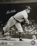 Bob Feller Cleveland Indians Photo