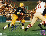 Paul Hornung Green Bay Packers Autographed Photo (Hand Signed Collectable) Photo