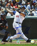 Travis Hafner Cleveland Indians Photo