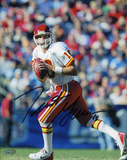 Trent Green Kansas City Chiefs Autographed Photo (Hand Signed Collectable) Photo