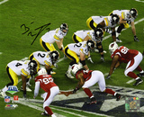 Ben Roethlisberger SB PittsburgSteelers SB XLIII Autographed Photo (H& Signed Collectable) Photo