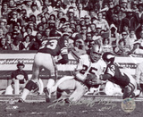 """Fred Biletnikoff Oakl& Raiders with """"Super Bowl VI MVP""""  Autographed Photo (H& Signed Collectable) Photo"""