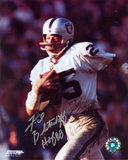 Fred Biletnikoff Oakland Raiders with HOF 88  Autographed Photo (Hand Signed Collectable) Photo