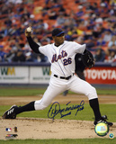 Orlando Hernandez New York Mets Autographed Photo (Hand Signed Collectable) Photo