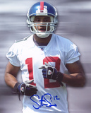 Steve Smith New York Giants Autographed Photo (Hand Signed Collectable) Photo