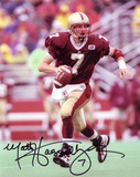 Matt Hasselbeck Boston College Eagles Autographed Photo (Hand Signed Collectable) Photo
