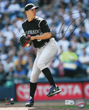 Ubaldo Jimenez Colorado Rockies Photo