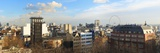 Panoramic View Over Leicester Square and London Skyline, London, England, United Kingdom, Europe Photographic Print by Pawel Libera