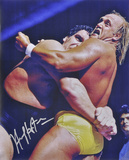 Hulk Hogan - WWE - vs. Andre The Giant Autographed Photo (Hand Signed Collectable) Photo