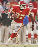 Larry Johnson Kansas City Chiefs Autographed Photo (Hand Signed Collectable) Photo