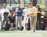 Jack Nicklaus Golf 1996 Masters Autographed Photo (Hand Signed Collectable) Photo