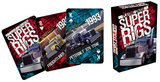 Super Rigs Trucks Playing Cards Playing Cards