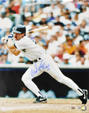 Wade Boggs New York Yankees  with HOF Inscription Photo