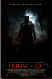 Friday the 13th Movie (Jason Standing) Posters