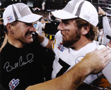 Bill Cowher PittsburgSteelers with Roethlisberger SB Autographed Photo (H& Signed Collectable) Photo