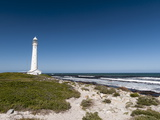Slangkoppunt Lighthouse, Kommetjie, Cape Town, South Africa, Africa Photographic Print by Sergio Pitamitz