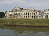 The 18Th Century Baroque Villa Pisani at Stra, Riviera Du Brenta, Venice, Veneto, Italy, Europe Photographic Print by James Emmerson