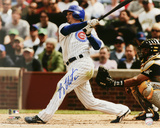 Ryan Theriot Chicago Cubs - vs Pirates Autographed Photo (Hand Signed Collectable) Photo