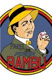 Bambu (Papel de Fumar) - Poster