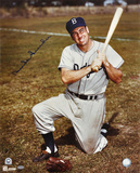 Duke Snider Brooklyn Dodgers Autograph Photo