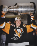 Mario Lemieux PittsburgPenguins -Stanley Cup- Autographed Photo (Hand Signed Collectable) Photo