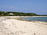 Green Bay, Bryher, Isles of Scilly, United Kingdom, Europe Photographic Print