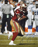 Frank Gore San Francisco 49ers Autographed Photo (Hand Signed Collectable) Photo