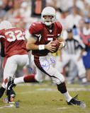 Matt Leinart Arizona Cardinals - Running Autographed Photo (Hand Signed Collectable) Photo