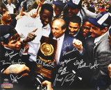 Villanova Wildcats - 1985 Team with 12 Signatures Autographed Photo (Hand Signed Collectable) Photo