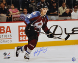 Paul Stastny Colorado Avalanche Autographed Photo (Hand Signed Collectable) Photo