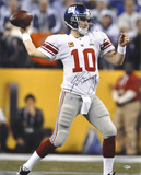 "Eli Manning New York Giants SB XLVI with ""2X SB MVP"" Autographed Photo (H& Signed Collectable) Photo"