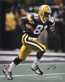 Desmond Howard Green Bay Packers Super Bowl XXXI Autographed Photo (Hand Signed Collectable) Photographie