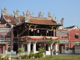 Cheah Kongsi Temple, George Town, UNESCO World Heritage Site, Penang, Malaysia Photographic Print by Jochen Schlenker