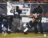 Bernard Berrian Chicago Bears - NFC Championship Game Autographed Photo (Hand Signed Collectable) Photo