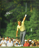 Jack Nicklaus Golf 1986 Masters Victory Autographed Photo (Hand Signed Collectable) Photo