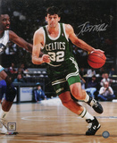 Kevin McHale Boston Celtics - Action Autographed Photo (Hand Signed Collectable) Photo