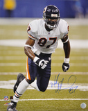 Muhsin Muhammad Chicago Bears Autographed Photo (Hand Signed Collectable) Photo