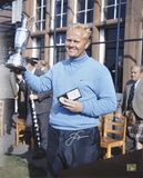 Jack Nicklaus Golf Claret Jug Autographed Photo (Hand Signed Collectable) Photo