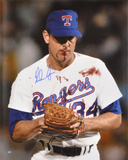 Nolan Ryan Texas Rangers Autographed Photo (Hand Signed Collectable) Photographie