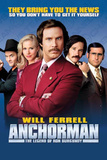 Anchorman Movie - Group Poster