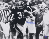 Franco Harris PittsburgSteelers - Immaculate Reception Autographed Photo (Hand Signed Collectable) Foto