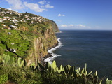 Ribeira Brava, Madeira, Portugal, Atlantic Ocean, Europe Photographic Print by Jochen Schlenker