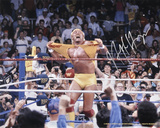 Hulk Hogan - WWE - Hulkamania Autographed Photo (Hand Signed Collectable) Foto