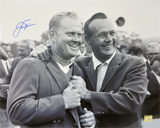 Jack Nicklaus 1965 Masters Presentation Photo